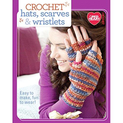 Crochet Hats, Scarves & Wristlets