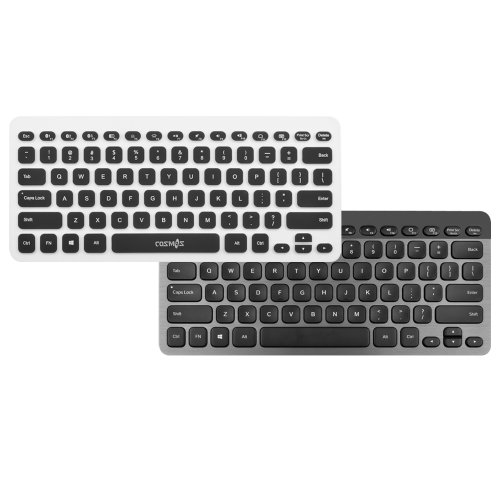 Cosmos ® Premium Quality Silicone Semitransparent Series Color Keyboard Cover Case for Logitech Wireless Bluetooth Keyboard K810