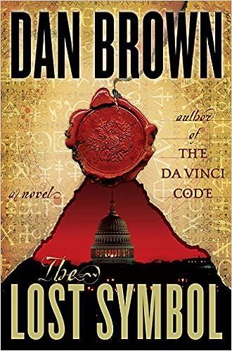 Amazon The Lost Symbol 9780385504225 Dan Brown Books