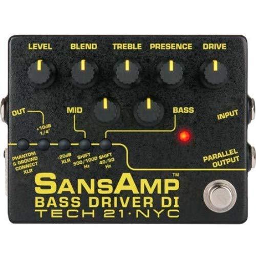 Tech 21 SansAmp Bass Driver DI V2 ()