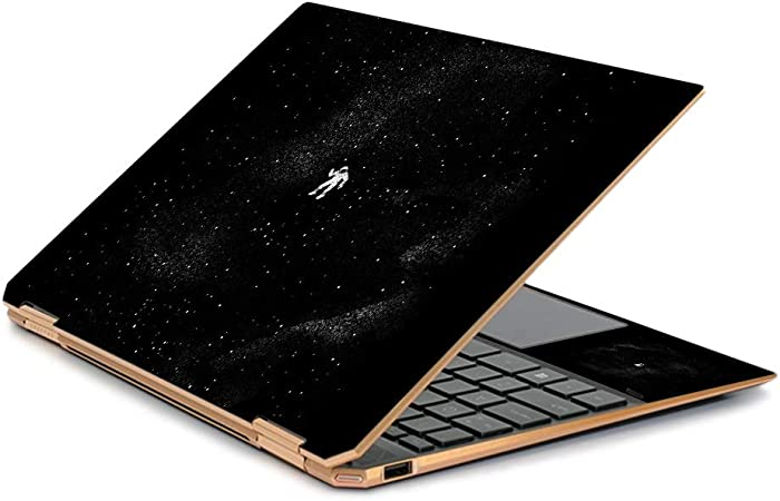 "MightySkins Skin Compatible with HP Spectre x360 13.3"" Gem-Cut (2019) - Gravity 