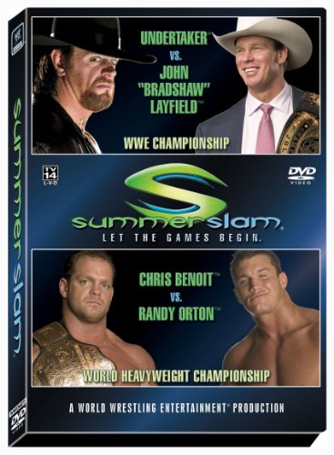 WWE Summerslam 2004 (Chris Benoit Best Match)