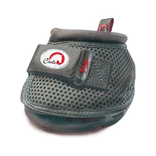 Cavallo Horse & Rider Trek Regular Sole Hoof Boot, Size 0