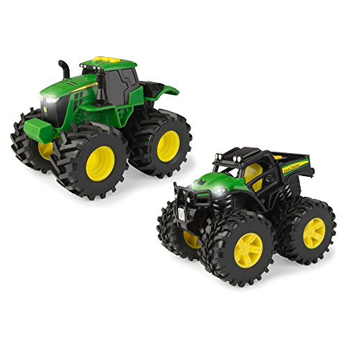 John Deere Monster Treads Lights and Sounds 6