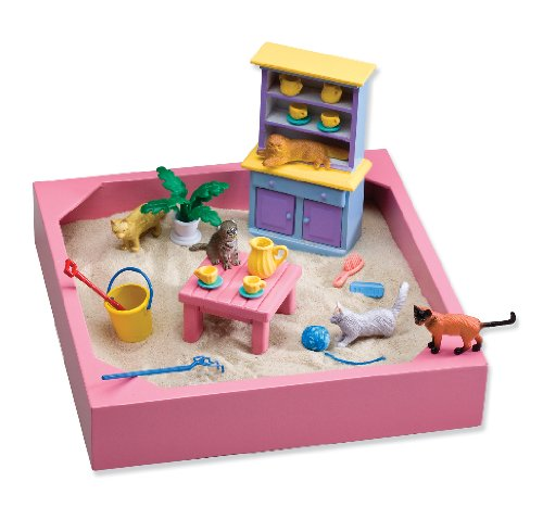 My Little Sandbox - Kitty Tea Party Play Set Little Kitty