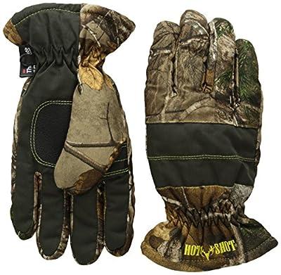 Hot Shot Defender Camo Hunting Glove