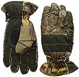 Hot Shot Defender Camo Hunting Glove, Realtree Xtra, Medium