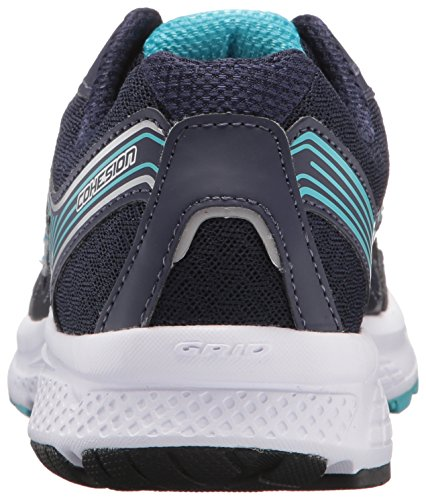 Saucony Cohesion MainApps 10 Navy Blue Scarpe YwqBdY
