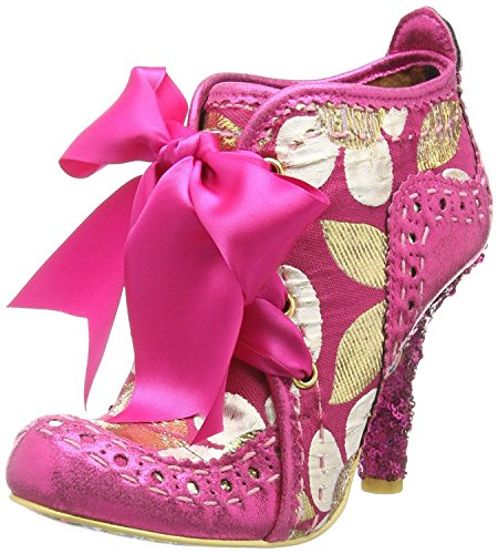 Irregular Choice Abigail's Third Party Rosé Gold Femmes Chaussures Bottes