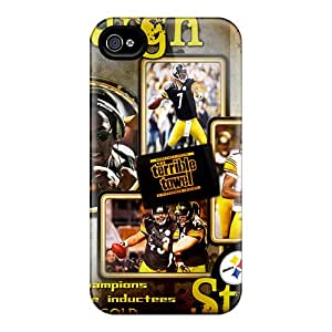 SherieHallborg Iphone 6plus Protector Hard Cell-phone Cases Customized HD Pittsburgh Steelers Pictures [pnP20106agHB]