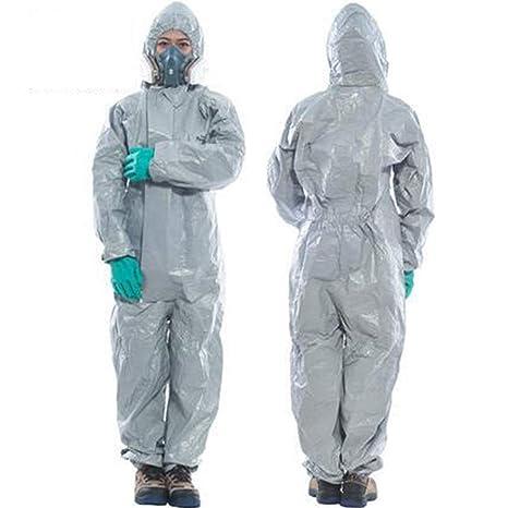 gz Ropa de protección química dedicada Experimento de ...