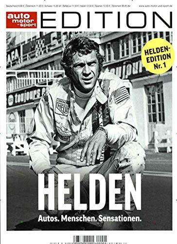 auto motor sport Edition 1/2020 'Helden'