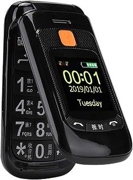 Teléfono Celular para Personas Mayores, fácil de Usar Asistencia ...