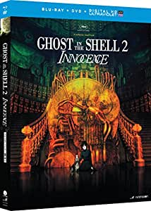 Ghost in the Shell 2: Innocence (Blu-ray/DVD Combo + UV)