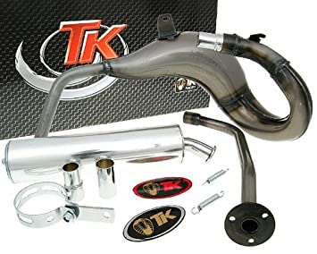 Turbo Kit bufanda R Escape para motor Hispania Furia 50, RYZ 50: Amazon.es: Coche y moto