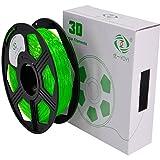 YOYI 3D Flexible TPU Filament 0.8KG 1.75mm Flexible TPU 3D Printer Filament, Diameter Tolerance +/- 0.03 mm, 0.8 KG Spool, 1.75 mm