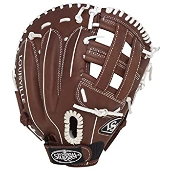 Image of First Baseman's Mitts Louisville Slugger FGXPBN5 Xeno Pro Brown Fielding Glove (First Base)