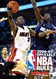 img - for Official NBA Rules 2006-07 book / textbook / text book