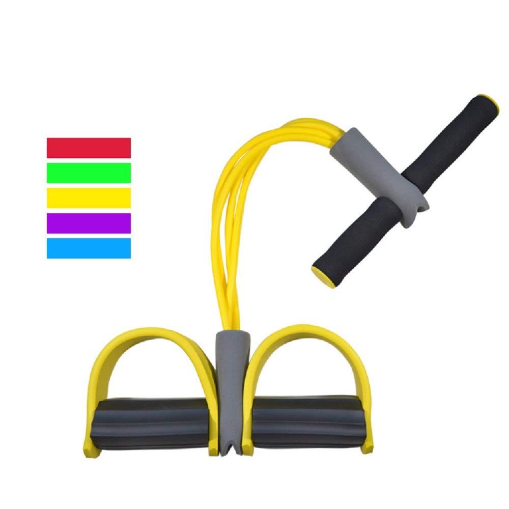 ZXJOY Core et Abdominale Baskets Aviron Tube Bateau Aviron dexercice Abdominale Shape-up Trainer Corde /à Tirer dentra/înement de Fitness Training Muscle Unisexe, Expander