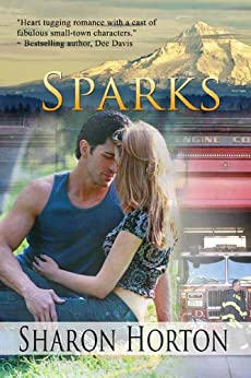 Sparks by [Horton, Sharon]