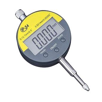 Digital Dial Test Indicator Gauge Dust Proof Waterproof Precision Test Meter