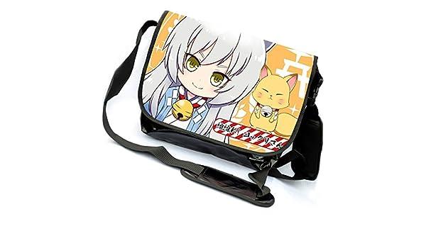 Kokkuri-san Cartoon Cosplay Messenger Bag Shoulder Bag Siawasey Anime Gugure