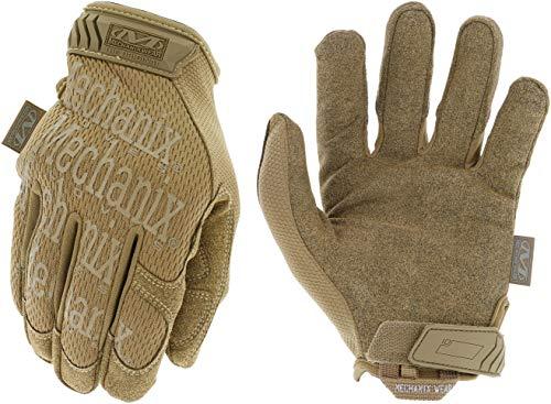 Mechanix Wear - Original Coyote Gants (Large, Marron) 1