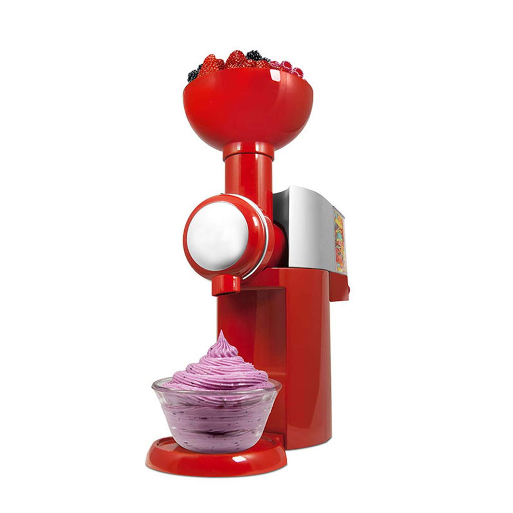 Dapang 110V / 220V Ice Cream Maker,Gelato Ice Cream Maker for Kids, Automatic Frozen Yogurt, Soft-Serve Ice Cream, Custard, Sorbet, Dessert Maker for Home,110V