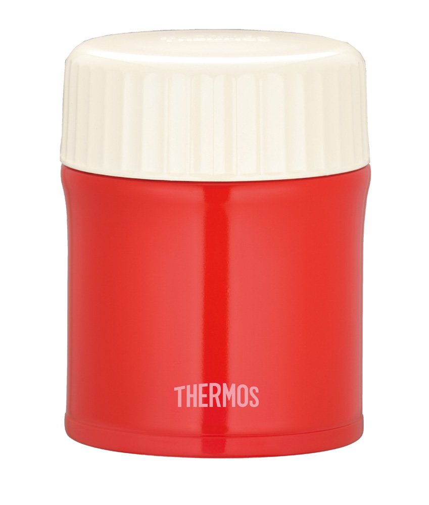 THERMOS vacuum insulation food container 0.38L tomato JBI-380 TOM (japan import) THERMOS (Thermos)