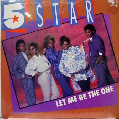 Let Me Be The One (12 Inch Record/Maxi Single)