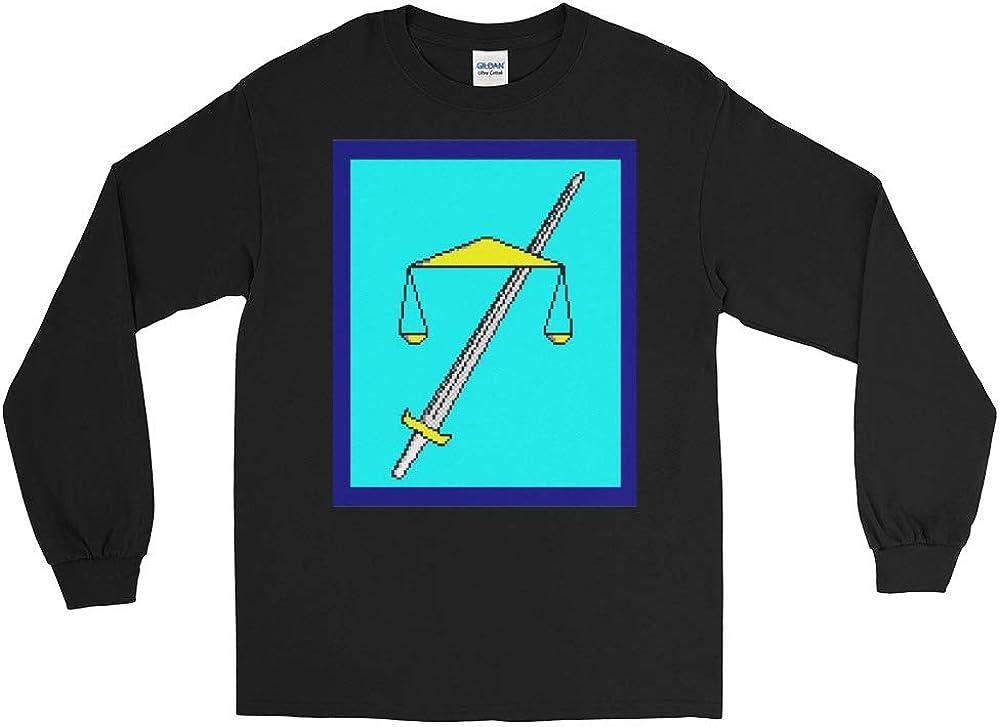 Marent Codde Templeos Terry Davis TempleOS Long Sleeve T-Shirt