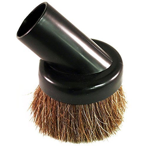 Deluxe Universal Replacement Dusting Dust Brush Black (1 Brush)