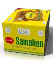 MiniShop(TM) 50 Sachets Samahan Ayurvedic Herbal Ceylon Tea Natural Drink