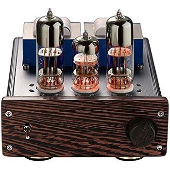 nobsound mini 20 watt 6n6 6n2 vacuum tube amplifier sepp class ab desktop stereo. Black Bedroom Furniture Sets. Home Design Ideas
