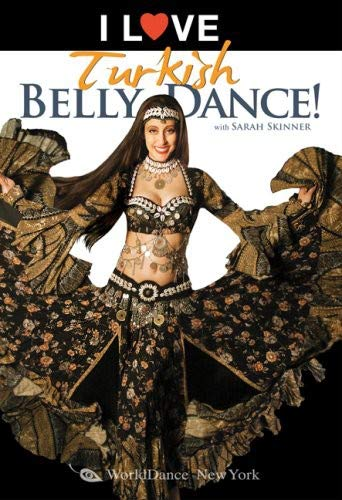 I Love Turkish Bellydance! Featuring Sarah Skinner: Turkish-style belly dance instruction, Costume how-to, Belly dance fashion, Belly dancing classes]()