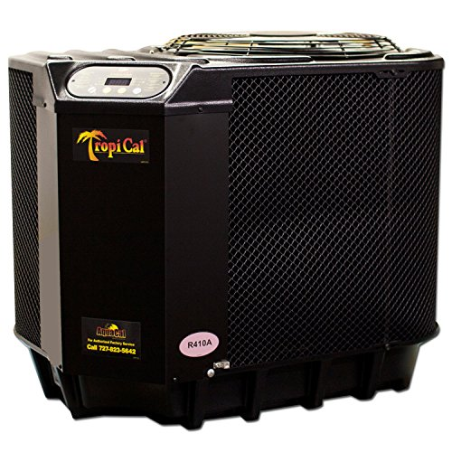 TropiCal 75,000 BTU Heat Pump Swimming Pool Heater - T75