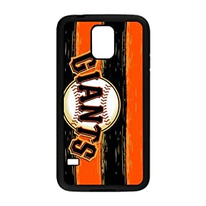 Red Black Lines Giants Hot Seller Stylish Hard Case For Samsung Galaxy S5