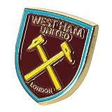 West Ham United Crest Pin Badge