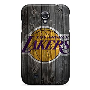 New Snap-on AMGake Skin Case Cover Compatible With Galaxy S4- Lakers