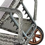 TecTake-800790-Lettino-Poly-Rattan-Arredamento-da-Giardino-Sdraio-Prendisole-Divano-Sedia-Mobili-Esterno-Patio-Disponibile-in-Diversi-Colori-Grigio