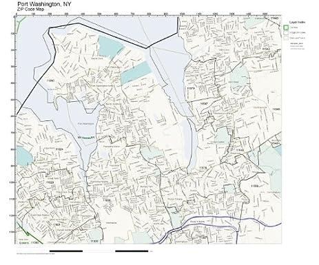 Port washington ny zip code