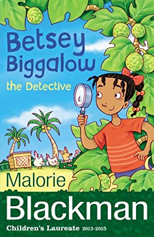 book cover of Betsey Biggalow the Detective
