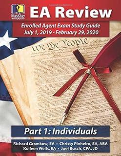 IRS Enrolled Agent Exam Study Guide 2018-2019: Rain Hughes