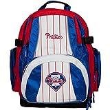 MLB Philadelphia Phillies Trooper Backpack, Red