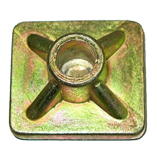 6500St Acryl Perlen 6mm Rhombe Doppelkegel Bicone facettiert Kunststoff Kristall