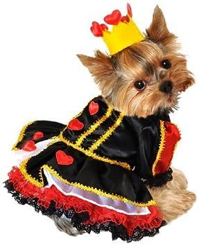 Anit Accesorios para Royal de reina de corazones disfraz de perro ...