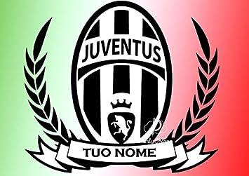 cialda per torta juventus juve - da personalizzare - juve013 ... - Decorazioni Torte Juventus