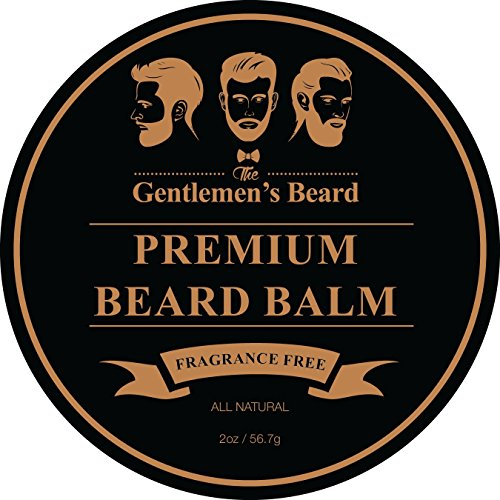 The Gentlemen's Beard Premium Beard Balm – 2 oz
