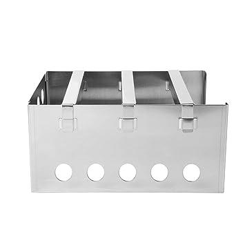 FLAMEER Ligero Portátil Plegable Estufa De Leña Horno De Cocina Al Aire Libre Fácil Instalación: Amazon.es: Deportes y aire libre