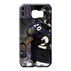 samsung galaxy s6 edge covers protection Protector Skin Cases Covers For phone mobile phone back case baltimore ravens